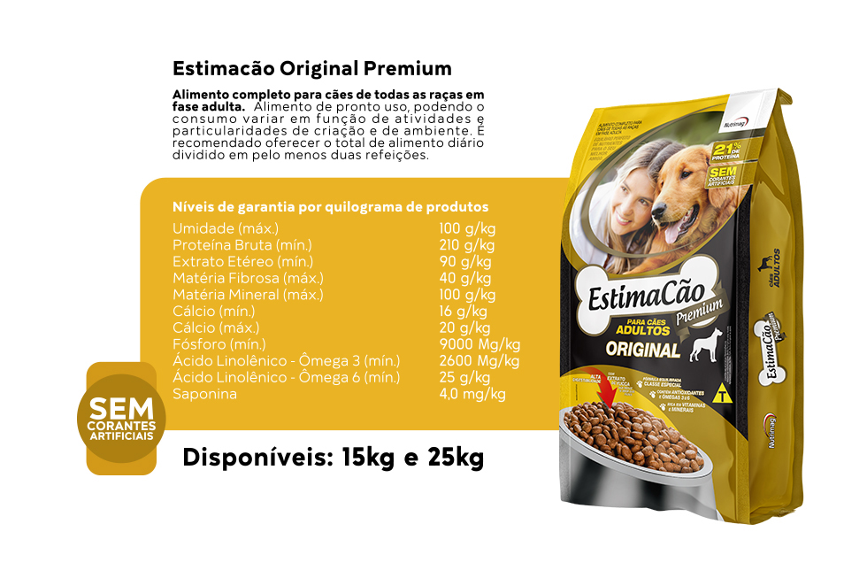EstimaCão Original Premium